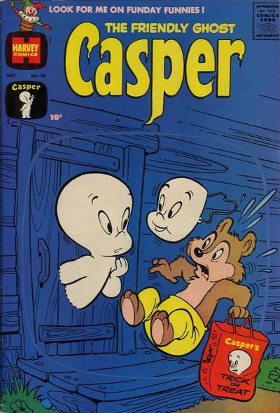 The Friendly Ghost, Casper #28