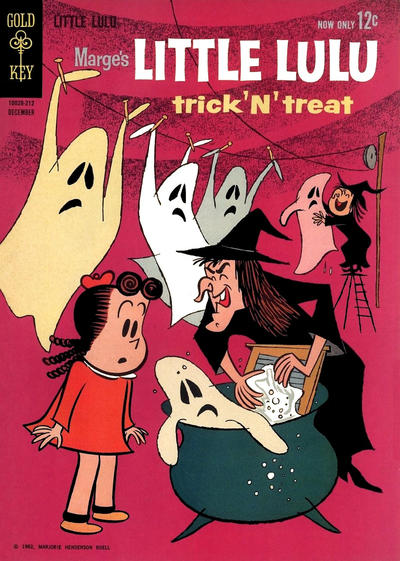 Marge's Little Lulu Trick 'N' Treat