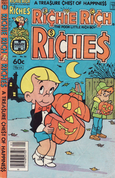 Richie Rich Riches #56
