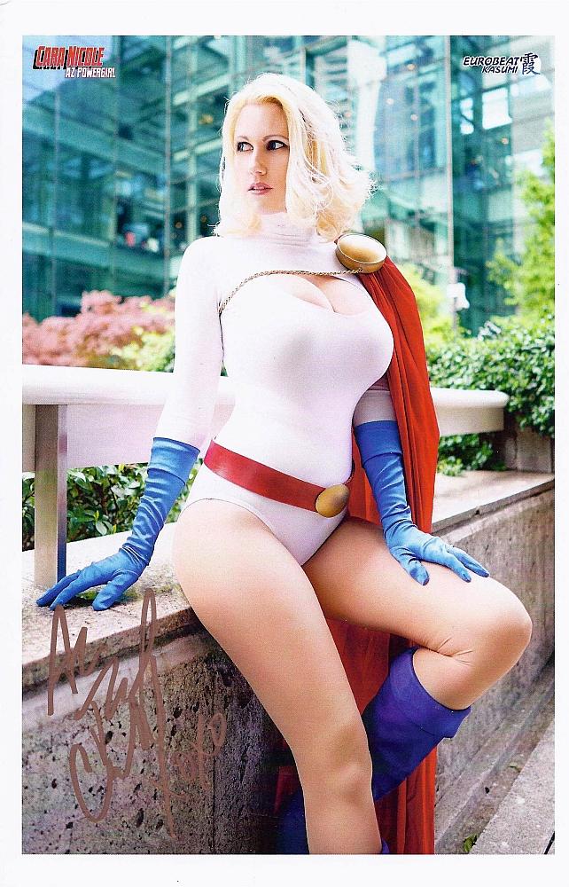 AZ Powergirl