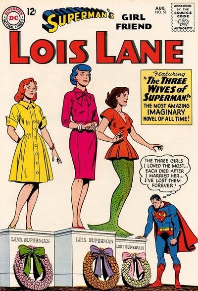 Superman's Girl Friend, Lois Lane #51