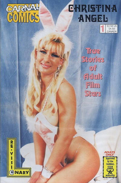 True Stories of Adult Film Stars - Christina Angel