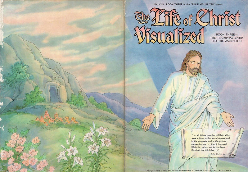 The Life of Christ Visualized #3