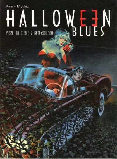 Halloween Blues vol. 2 - Piszę do ciebie z Gettysburga