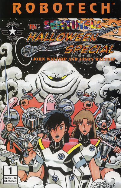 Robotech: The Sentinels Halloween Special #1