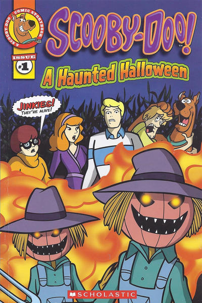 A Scooby-Doo Comic Storybook vol. 1 - A Haunted Halloween