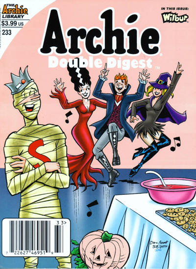 Archie Double Digest #233