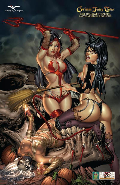 Grimm Fairy Tales 2011 Halloween Special