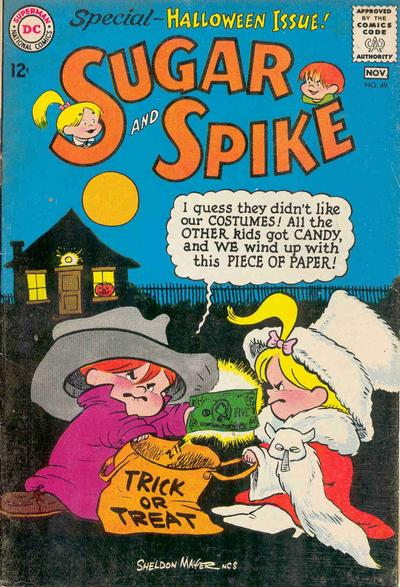 Sugar and Spike #49