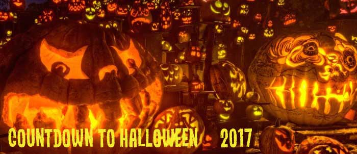 Countdown to Halloween 2017