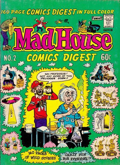 Madhouse Comics Digest #2