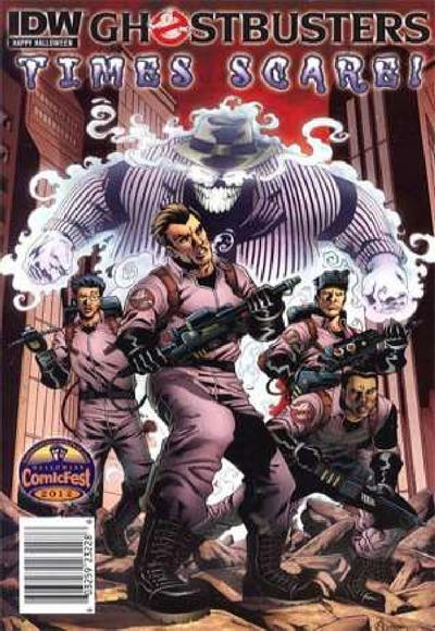 Ghostbusters: Times Scare! (2012)