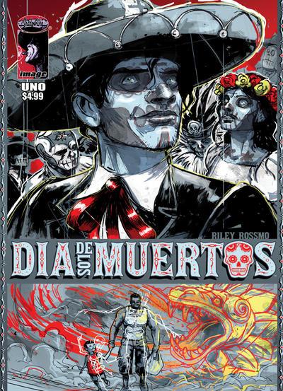 Dia de los Muertos #1 (2013)