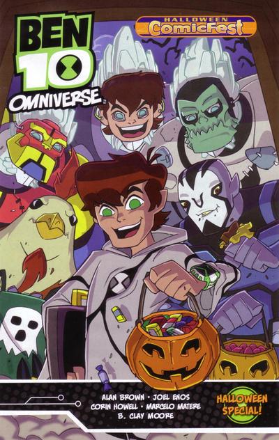 Ben 10: Omniverse Halloween Special (2013)