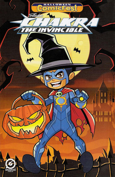 Chakra the Invincible Halloween Special 2015 (2015)