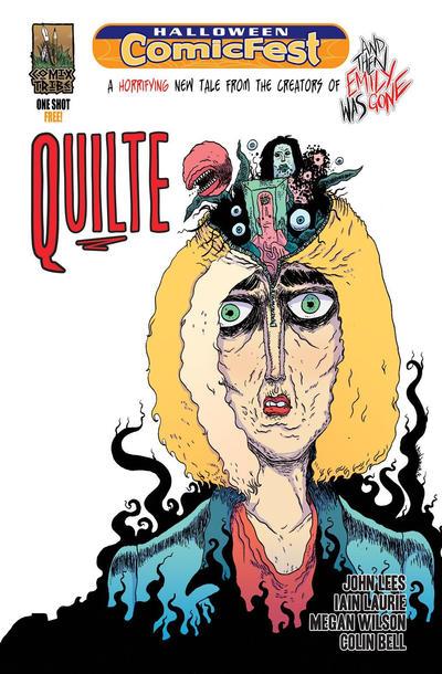 Quilte Halloween ComicsFest Special #1 (2016)