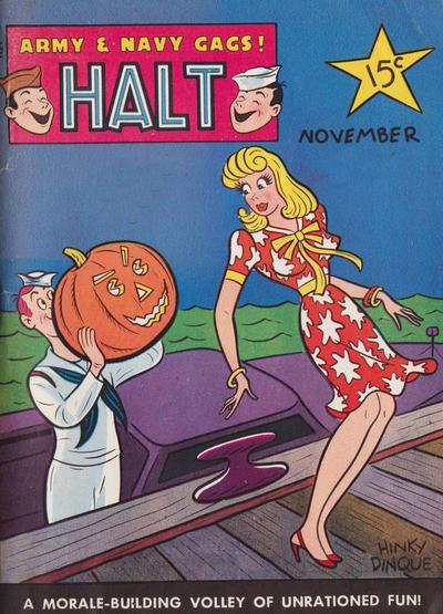 Halt #v3#12 (1944)