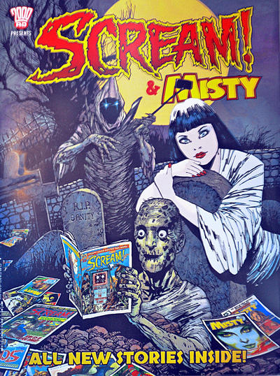 Scream! & Misty Halloween Special (2017)