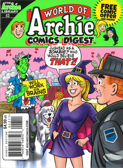 World of Archie Double Digest #43 (2014)