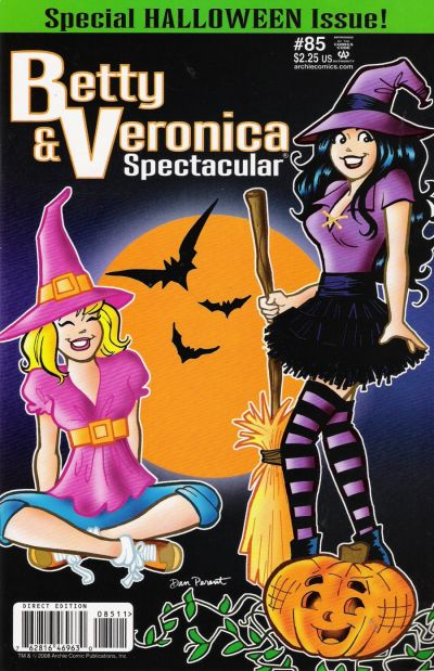 Betty and Veronica Spectacular #85 (2008)