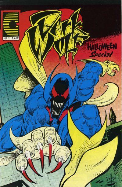 Dark Wolf Halloween Special (1991)