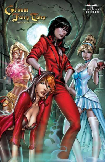 Grimm Fairy Tales: Halloween Special #2 (2010)