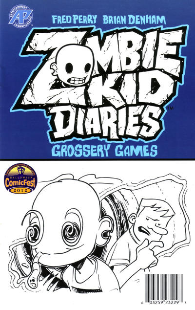 Zombie Kid Diaries: Grossery Games (2013)