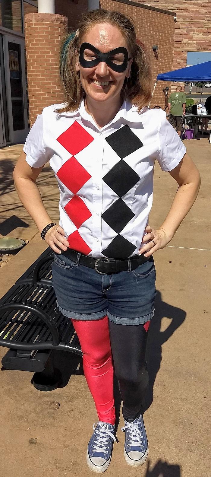 DCSHG Harley Quinn at WPL Mini-Con 2018