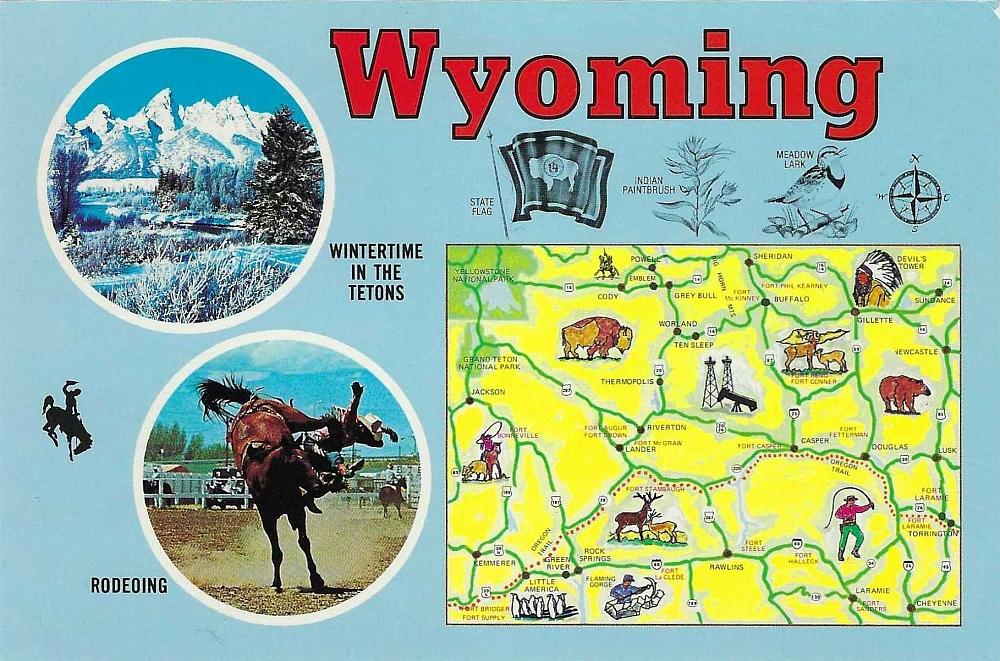 Wyoming Map 14