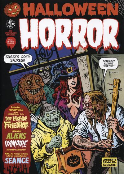 Halloween Horror (2014)