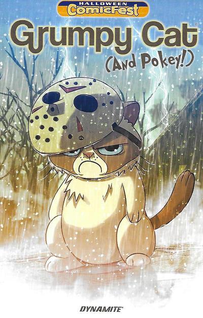 Grumpy Cat Halloween ComicFest (2016)