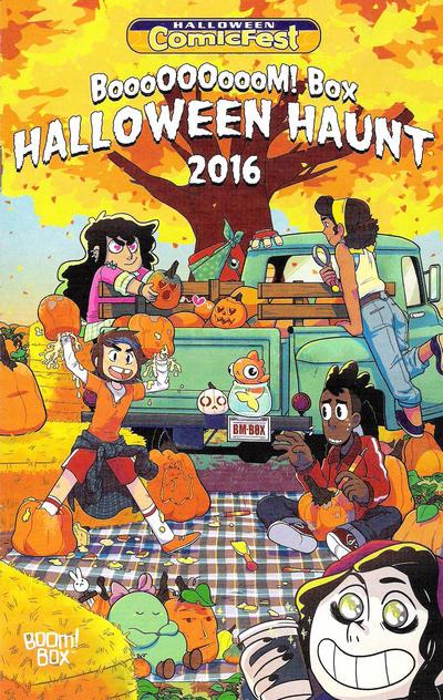 BoooOOOoooM! Box Halloween Haunt 2016 (2016)