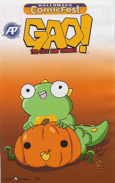 Gao Halloween Special #1 (2017)