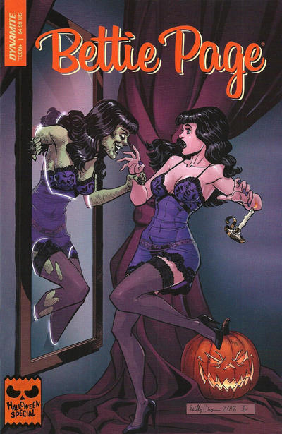Bettie Page Halloween Special One-Shot #1 (2018)
