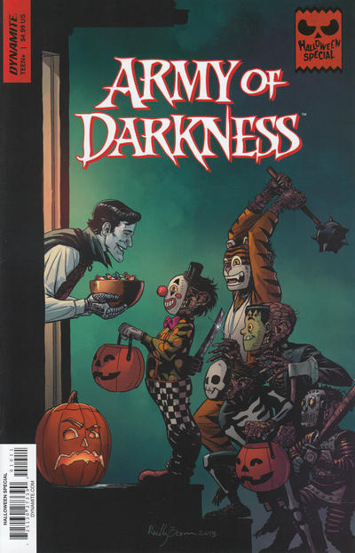 Army of Darkness Halloween Special #1 (2018)