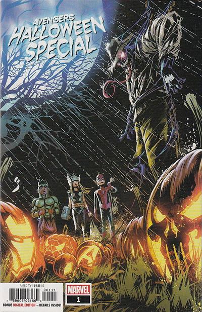 Avengers Halloween Special #1 (2018)