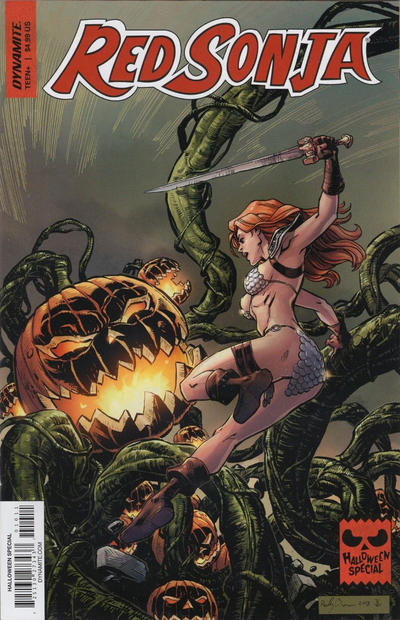 Red Sonja Halloween Special #1 (2018)