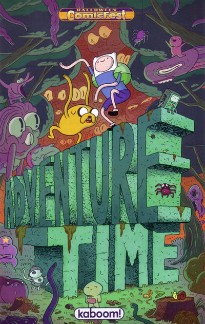 Adventure Time Halloween ComicFest Ashcan (2013)
