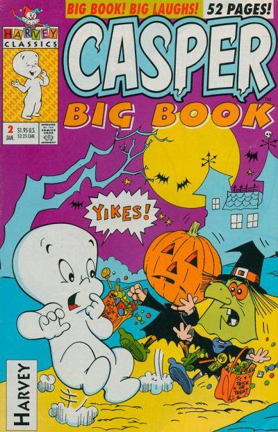 Casper Big Book #2 (1993)