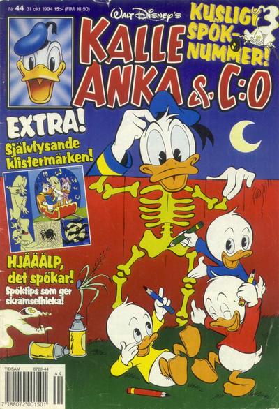 Kalle Anka & C:o #44/1994 (1994)