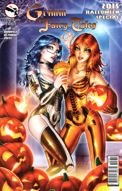 Grimm Fairy Tales 2015 Halloween Special (2015)