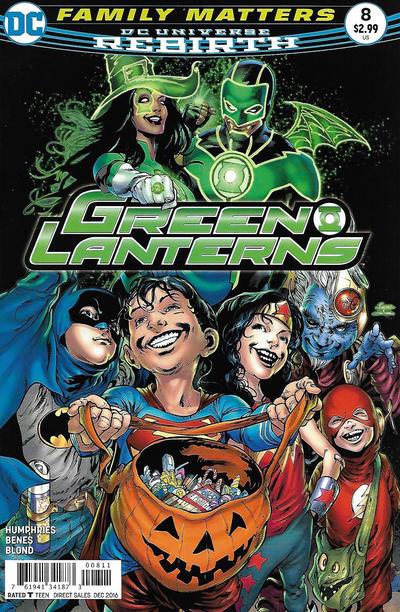 Green Lanterns #8 (2016)