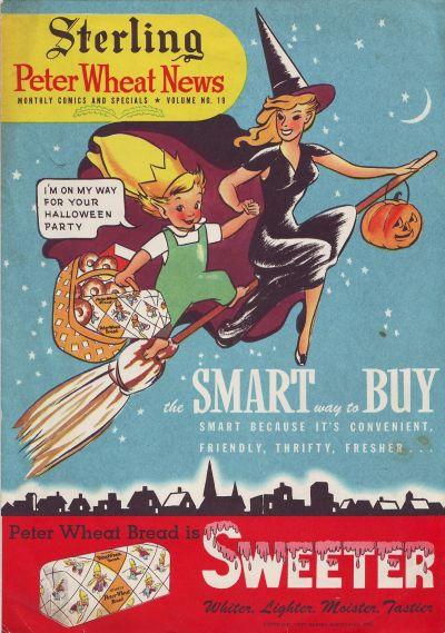 Peter Wheat News #19 (1949)