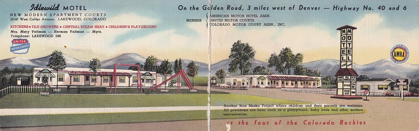 Idlewild Motel