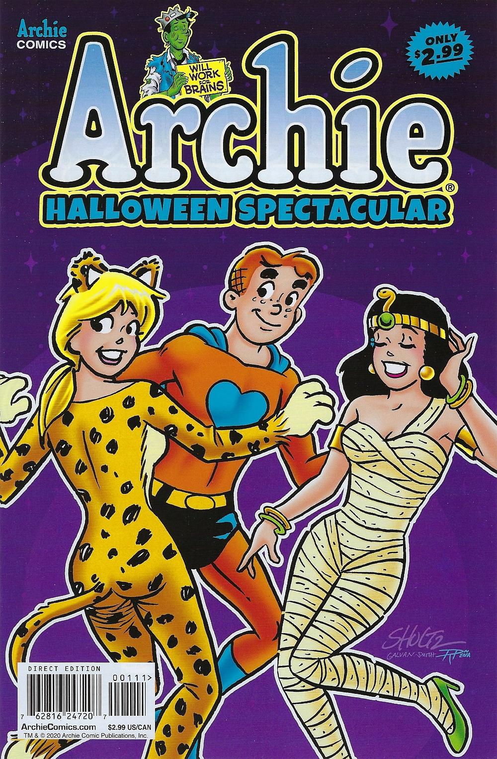 Archie Halloween Spectacular (2020)