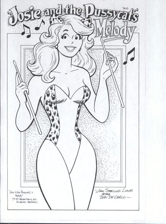 Melody Valentine by John S. Lucas