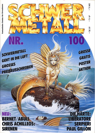 Schwermetall #100