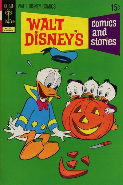 Walt Disney's Comics & Stories #386