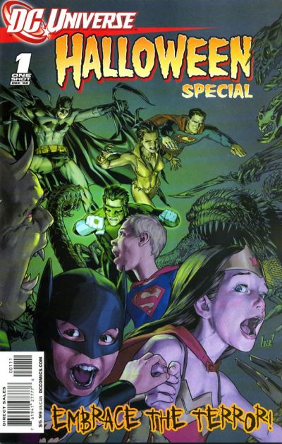 DCU Halloween Special #1