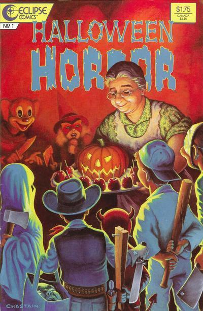 Halloween Horror #1
